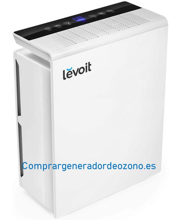 Levoit Purificador de Aire con Filtro HEPA y Carbón Activado