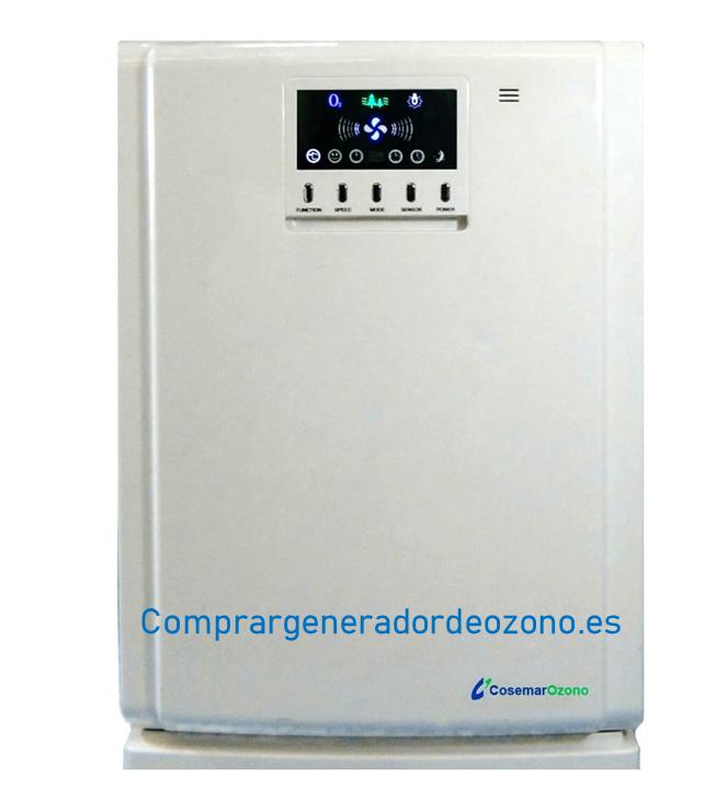 Oh OzonoHogar generador de ozono doméstico