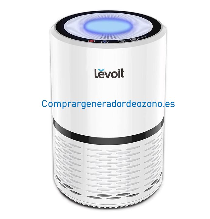 Purificador de aire Levoit con filtro Hepa
