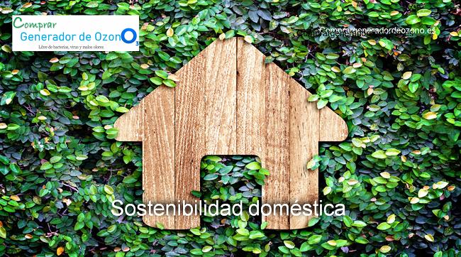 sostenibilidad doméstica